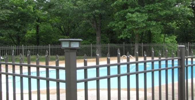 Pool safety fence mmc fencing railing
