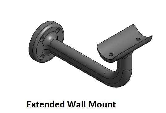 CHR Extended Wall Mount